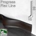 Гибкий плинтус для пола Progress Flex Skirting 60x10mm., Коричневый