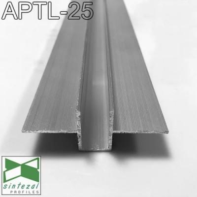 Профиль теневого шва (разделительный) с подсветкой Sintezal APTL-25