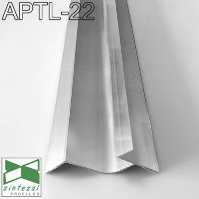 Теневой профиль для гипсокартона c LED-подсветкой Sintezal APTL-22